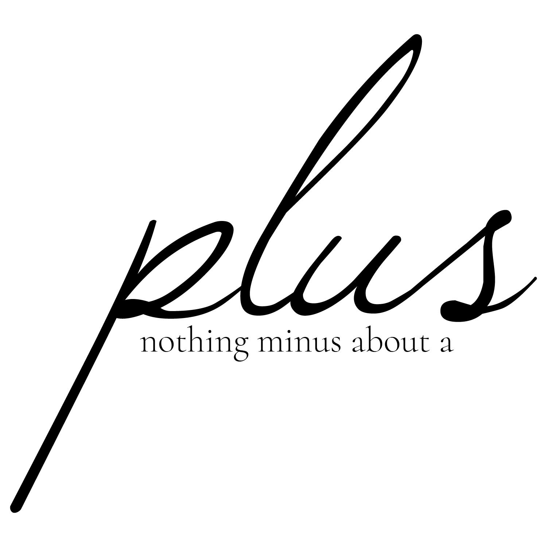NoMinusPlus